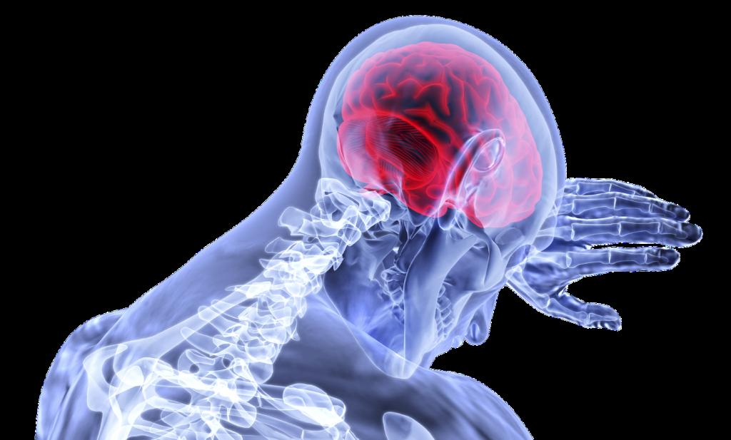 chronische pijn in de hersenen